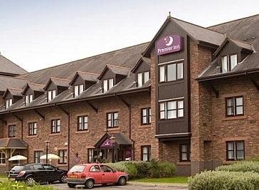 Premier Inn Hotel Carlisle Central