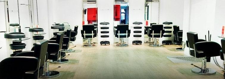The Salon by Elizabeth Brierley